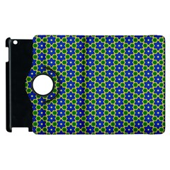 Texture Background Pattern Apple Ipad 3/4 Flip 360 Case