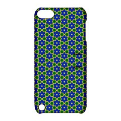 Texture Background Pattern Apple Ipod Touch 5 Hardshell Case With Stand