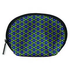 Texture Background Pattern Accessory Pouches (medium)