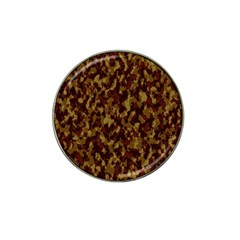 Camouflage Tarn Forest Texture Hat Clip Ball Marker (10 Pack)