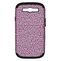 Texture Surface Backdrop Background Samsung Galaxy S Iii Hardshell Case (pc+silicone)