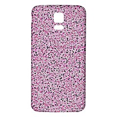 Texture Surface Backdrop Background Samsung Galaxy S5 Back Case (white)
