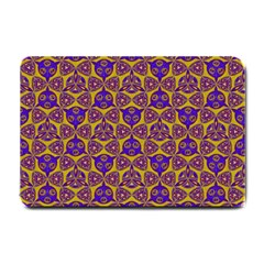 Sacred Geometry Hand Drawing 2 Small Doormat