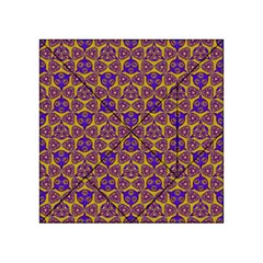 Sacred Geometry Hand Drawing 2 Acrylic Tangram Puzzle (4  X 4 )