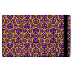 Sacred Geometry Hand Drawing 2 Apple Ipad 3/4 Flip Case