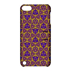Sacred Geometry Hand Drawing 2 Apple Ipod Touch 5 Hardshell Case With Stand