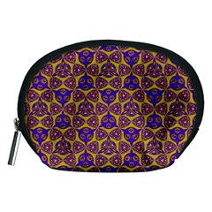 Sacred Geometry Hand Drawing 2 Accessory Pouches (medium)