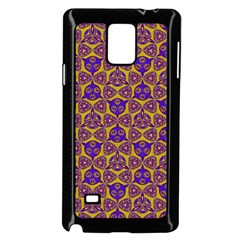 Sacred Geometry Hand Drawing 2 Samsung Galaxy Note 4 Case (black)