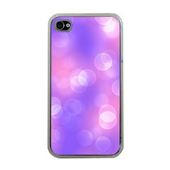 Soft Lights Bokeh 1 Apple Iphone 4 Case (clear)