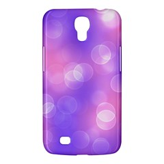 Soft Lights Bokeh 1 Samsung Galaxy Mega 6 3  I9200 Hardshell Case
