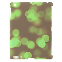 Soft Lights Bokeh 4c Apple Ipad 3/4 Hardshell Case (compatible With Smart Cover)