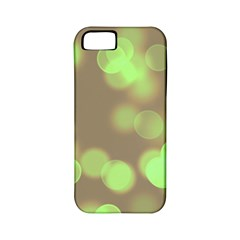 Soft Lights Bokeh 4c Apple Iphone 5 Classic Hardshell Case (pc+silicone)