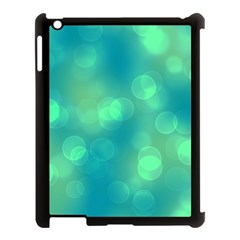 Soft Lights Bokeh 1b Apple Ipad 3/4 Case (black)