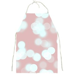 Soft Lights Bokeh 5 Full Print Aprons