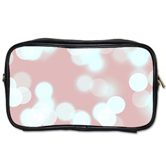 Soft Lights Bokeh 5 Toiletries Bags 2 Side