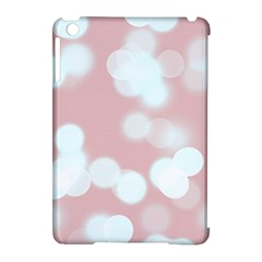 Soft Lights Bokeh 5 Apple Ipad Mini Hardshell Case (compatible With Smart Cover)