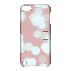 Soft Lights Bokeh 5 Apple Ipod Touch 5 Hardshell Case With Stand