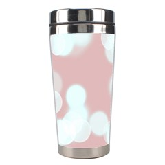 Soft Lights Bokeh 5 Stainless Steel Travel Tumblers