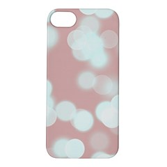 Soft Lights Bokeh 5 Apple Iphone 5s/ Se Hardshell Case