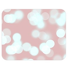 Soft Lights Bokeh 5 Double Sided Flano Blanket (medium)