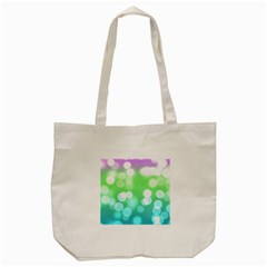 Soft Lights Bokeh 2 Tote Bag (cream)