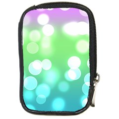 Soft Lights Bokeh 2 Compact Camera Cases
