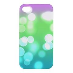 Soft Lights Bokeh 2 Apple Iphone 4/4s Premium Hardshell Case