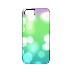 Soft Lights Bokeh 2 Apple Iphone 5 Classic Hardshell Case (pc+silicone)