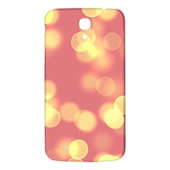 Soft Lights Bokeh 4b Samsung Galaxy Mega I9200 Hardshell Back Case