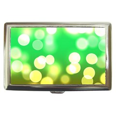 Soft Lights Bokeh 3 Cigarette Money Cases
