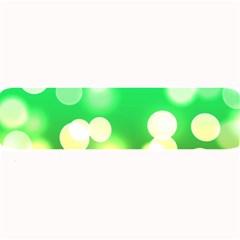 Soft Lights Bokeh 3 Large Bar Mats
