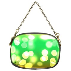 Soft Lights Bokeh 3 Chain Purses (two Sides)