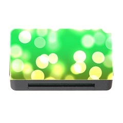 Soft Lights Bokeh 3 Memory Card Reader With Cf