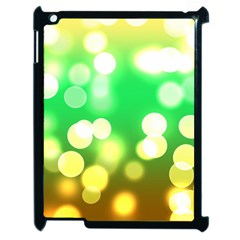 Soft Lights Bokeh 3 Apple Ipad 2 Case (black)