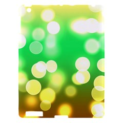 Soft Lights Bokeh 3 Apple Ipad 3/4 Hardshell Case