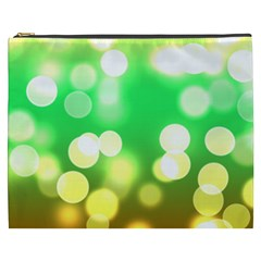 Soft Lights Bokeh 3 Cosmetic Bag (xxxl)