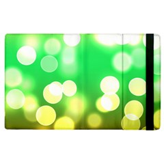 Soft Lights Bokeh 3 Apple Ipad 2 Flip Case