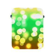 Soft Lights Bokeh 3 Apple Ipad 2/3/4 Protective Soft Cases