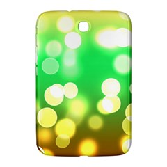 Soft Lights Bokeh 3 Samsung Galaxy Note 8 0 N5100 Hardshell Case