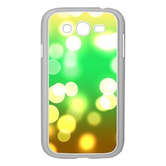Soft Lights Bokeh 3 Samsung Galaxy Grand Duos I9082 Case (white)