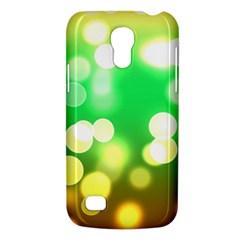 Soft Lights Bokeh 3 Galaxy S4 Mini