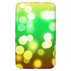 Soft Lights Bokeh 3 Samsung Galaxy Tab 3 (8 ) T3100 Hardshell Case