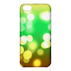 Soft Lights Bokeh 3 Apple Iphone 5c Hardshell Case