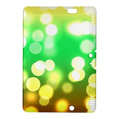 Soft Lights Bokeh 3 Kindle Fire Hdx 8 9  Hardshell Case