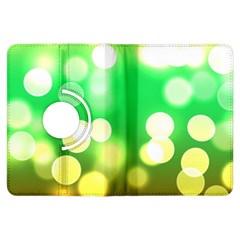 Soft Lights Bokeh 3 Kindle Fire Hdx Flip 360 Case