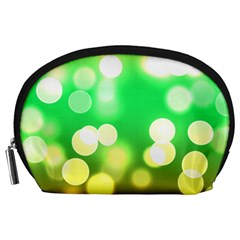 Soft Lights Bokeh 3 Accessory Pouches (large)