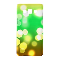 Soft Lights Bokeh 3 Samsung Galaxy A5 Hardshell Case
