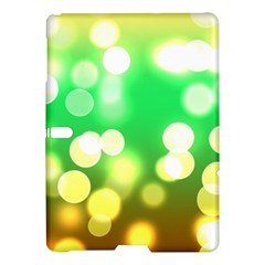 Soft Lights Bokeh 3 Samsung Galaxy Tab S (10 5 ) Hardshell Case
