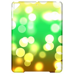 Soft Lights Bokeh 3 Apple Ipad Pro 9 7   Hardshell Case