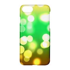 Soft Lights Bokeh 3 Apple Iphone 8 Hardshell Case